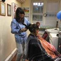 мастеркласс креативный парикмахер